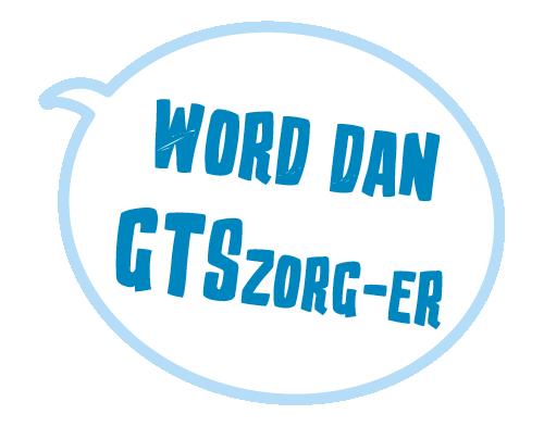 word dan GTSzorg-er